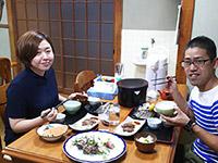 下田様ご夫婦ありがとうございます。料金アップで予約して頂きました!