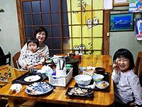 奥田様仲良し家族ありがとうございます。