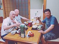 鎌田商会御一行様1週間宿泊ありがとうございます。