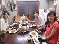 東京の仲良し三姉弟