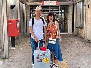 神戸からみよ姉と彼氏さん