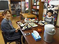 仲良し親子藤井様ご宿泊ありがとうございます。