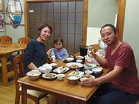 仲良し家族鷲尾様ご宿泊ありがとうございます。