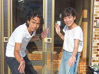 神戸からラブラブ夫婦のお二人ありがとうございます。