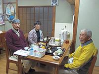 山の先生ありがとうございます。92歳の誕生日おめでとうございます!