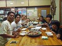 三重県から親戚の家族ありがとうございます。